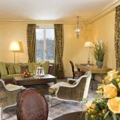 Carlton Hotel St Moritz балкон