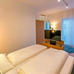 Отель Wienwert Apartments Getreidemarkt Австрия, Вена - отзывы, цены и фото номеров - забронировать отель Wienwert Apartments Getreidemarkt онлайн комната для гостей фото 4