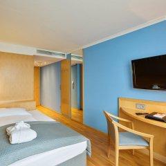 Отель Austria Trend Hotel Ananas Австрия, Вена - 5 отзывов об отеле, цены и фото номеров - забронировать отель Austria Trend Hotel Ananas онлайн удобства в номере фото 2