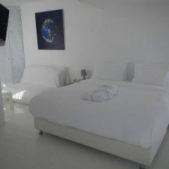 Отель Rocabella Santorini Hotel Греция, Остров Санторини - отзывы, цены и фото номеров - забронировать отель Rocabella Santorini Hotel онлайн комната для гостей фото 2