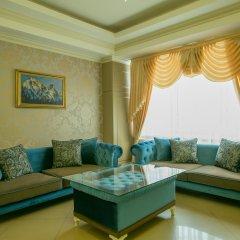 Гостиница Grand Sapphire комната для гостей