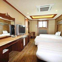 Отель Seoul Leisure Tourist Сеул комната для гостей фото 5