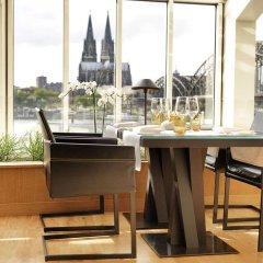 Отель Hyatt Regency Köln Германия, Кёльн - 1 отзыв об отеле, цены и фото номеров - забронировать отель Hyatt Regency Köln онлайн питание