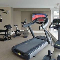 Отель Best Western Premier Parkhotel Kronsberg фитнесс-зал