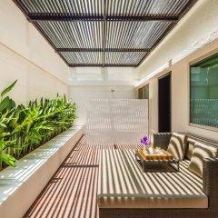 Отель COMO Metropolitan Bangkok балкон