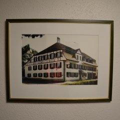 Отель Gasthaus zum Löwen интерьер отеля фото 3