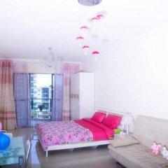 Апартаменты Sanya Haimengqingyuan Holiday Apartment комната для гостей фото 5