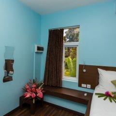 Отель Blue West Villas комната для гостей