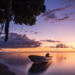 Отель Lomani Island Resort - Adults Only пляж