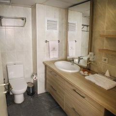 Отель Gold Suite ванная