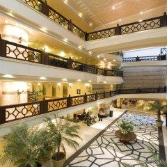 Panamericano Buenos Aires Hotel интерьер отеля