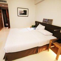 Отель Residence Rajtaevee Бангкок сейф в номере