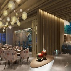 Отель Doubletree Xiamen Wuyuan Bay Китай, Сямынь - отзывы, цены и фото номеров - забронировать отель Doubletree Xiamen Wuyuan Bay онлайн помещение для мероприятий фото 2