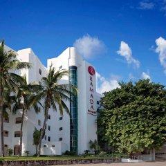 Отель Ramada Resort Mazatlan развлечения