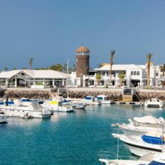 Отель Barcelo Fuerteventura Thalasso Spa Коста-де-Антигва приотельная территория