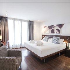 Отель Petit Palace Marques Santa Ana Испания, Севилья - отзывы, цены и фото номеров - забронировать отель Petit Palace Marques Santa Ana онлайн комната для гостей фото 2