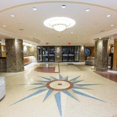 Отель The Belvedere Hotel США, Нью-Йорк - 1 отзыв об отеле, цены и фото номеров - забронировать отель The Belvedere Hotel онлайн интерьер отеля