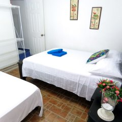Отель Hostal Pajara Pinta комната для гостей фото 2