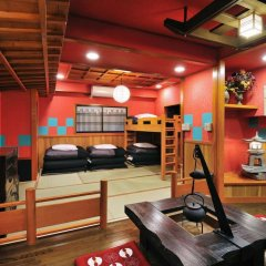 Отель Khaosan World Asakusa Ryokan Токио интерьер отеля фото 2