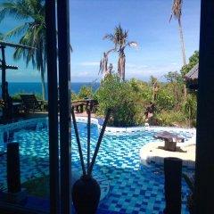 Отель Living Chilled Koh Tao - Hostel Таиланд, Остров Тау - отзывы, цены и фото номеров - забронировать отель Living Chilled Koh Tao - Hostel онлайн бассейн фото 3