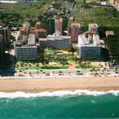 Отель S'Abanell Central Park Испания, Бланес - отзывы, цены и фото номеров - забронировать отель S'Abanell Central Park онлайн пляж