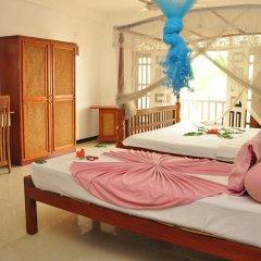 Отель Luthmin River View Hotel Шри-Ланка, Бентота - отзывы, цены и фото номеров - забронировать отель Luthmin River View Hotel онлайн комната для гостей фото 3