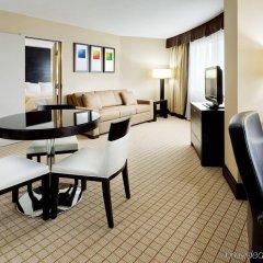 Отель Radisson Hotel Vancouver Airport Канада, Ричмонд - отзывы, цены и фото номеров - забронировать отель Radisson Hotel Vancouver Airport онлайн комната для гостей фото 2