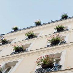 Отель Hôtel Des Bains Париж балкон