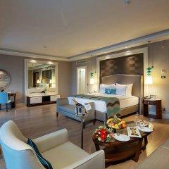 Titanic Deluxe Golf Belek Турция, Белек - 8 отзывов об отеле, цены и фото номеров - забронировать отель Titanic Deluxe Golf Belek онлайн комната для гостей фото 2