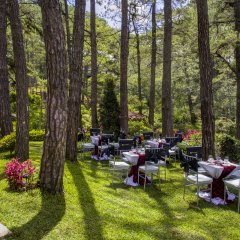 Отель Le Monet Hotel Филиппины, Багуйо - отзывы, цены и фото номеров - забронировать отель Le Monet Hotel онлайн приотельная территория