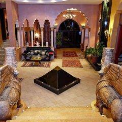Отель Le Temple Des Arts Марокко, Уарзазат - отзывы, цены и фото номеров - забронировать отель Le Temple Des Arts онлайн интерьер отеля