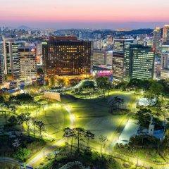 Отель Millennium Hilton Seoul Южная Корея, Сеул - 1 отзыв об отеле, цены и фото номеров - забронировать отель Millennium Hilton Seoul онлайн фото 5