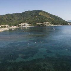 Mersoy Exclusive Aqua Resort Турция, Мармарис - отзывы, цены и фото номеров - забронировать отель Mersoy Exclusive Aqua Resort - All Inclusive онлайн пляж