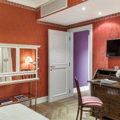 Отель Helvetia & Bristol Firenze Starhotels Collezione Флоренция удобства в номере