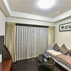 Апартаменты Bangtai International Apartment комната для гостей фото 3