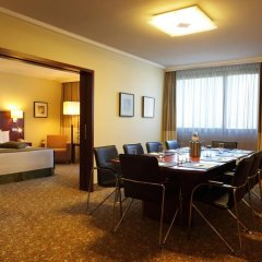 Отель Courtyard by Marriott Düsseldorf Seestern в номере