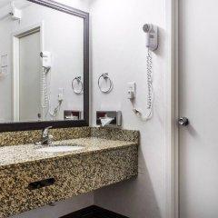 Clarion Hotel Conference Center Эссингтон ванная