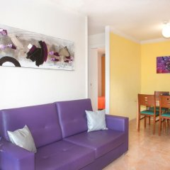 Отель Apartaments Costa d'Or Испания, Калафель - отзывы, цены и фото номеров - забронировать отель Apartaments Costa d'Or онлайн комната для гостей фото 5