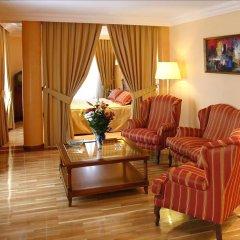 Отель Sercotel Guadiana Испания, Сьюдад-Реаль - 1 отзыв об отеле, цены и фото номеров - забронировать отель Sercotel Guadiana онлайн комната для гостей