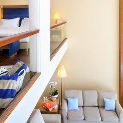 Отель Mitsis Lindos Memories Resort & Spa Греция, Родос - отзывы, цены и фото номеров - забронировать отель Mitsis Lindos Memories Resort & Spa онлайн комната для гостей фото 3