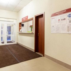 Отель Арома на Кожуховской Москва интерьер отеля фото 3