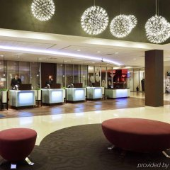 Novotel Warszawa Centrum Hotel интерьер отеля