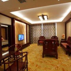 Zhongmei Hotel комната для гостей