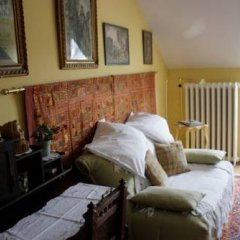 Отель Les Bluets Бельгия, Брюссель - отзывы, цены и фото номеров - забронировать отель Les Bluets онлайн комната для гостей фото 2