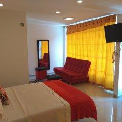 Отель Ayenda 1414 HCR Pasarela комната для гостей