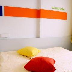 Colour Hotel комната для гостей фото 3