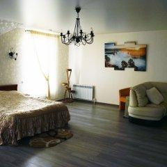 Гостиница Volga Star в Саратове отзывы, цены и фото номеров - забронировать гостиницу Volga Star онлайн Саратов комната для гостей фото 5