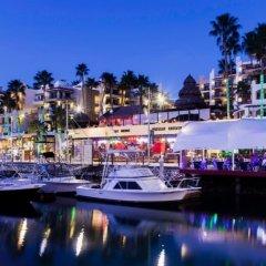 Отель Best Marina&pool View Luxe JR Suite IN Cabo Золотая зона Марина приотельная территория фото 2