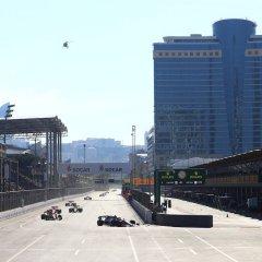 Отель Hilton Baku Азербайджан, Баку - 13 отзывов об отеле, цены и фото номеров - забронировать отель Hilton Baku онлайн парковка