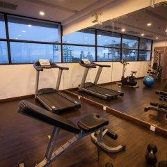 Отель Treetops Pattaya Condominium Паттайя фитнесс-зал